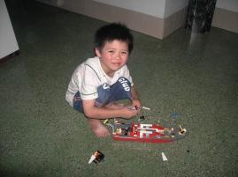 Em Trung - 7 tuổi