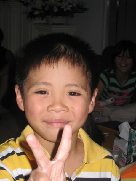 Em Trung - 6 tuổi